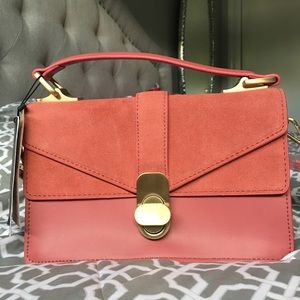 Zara Pink Shoulder Bag